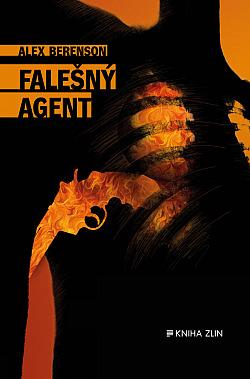 Falešný agent obálka knihy