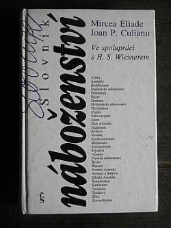 Slovník náboženství obálka knihy