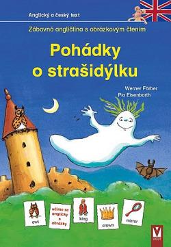 Pohádky o strašidýlku obálka knihy