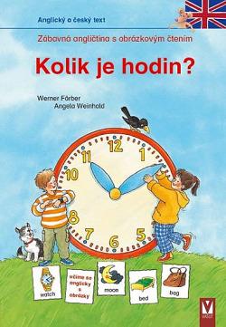 Kolik je hodin? obálka knihy