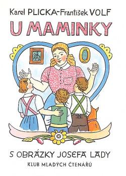 U maminky obálka knihy
