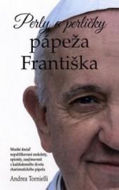 Perly a perličky pápeža Františka obálka knihy