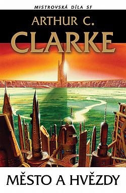 Město a hvězdy obálka knihy