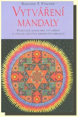 Vytváření mandaly obálka knihy
