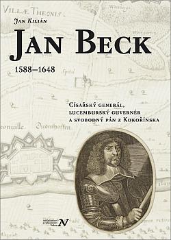 Jan Beck (1588–1648) obálka knihy