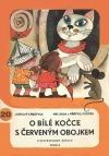 O bílé kočce s červeným obojkem