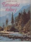 Tatranské doliny