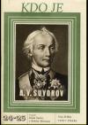 A. V. Suvorov
