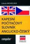 Kapesní počítačový slovník anglicko-český