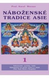 Náboženské tradice Asie 1 obálka knihy