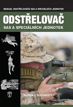 Odstřelovač SAS a speciálních jednotek obálka knihy