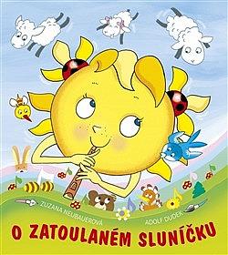 O zatoulaném sluníčku obálka knihy