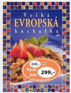 Velká evropská kuchařka
