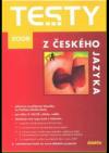 Testy z českého jazyka 2008