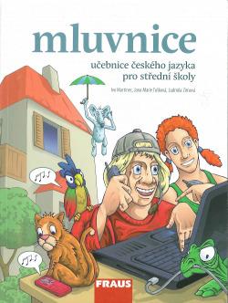 Mluvnice - učebnice českého jazyka pro SŠ obálka knihy