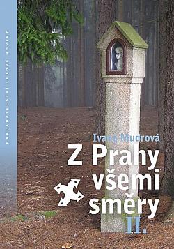 Z Prahy všemi směry II. obálka knihy