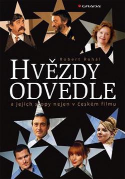 Hvězdy odvedle a jejich stopy nejen v českém filmu obálka knihy