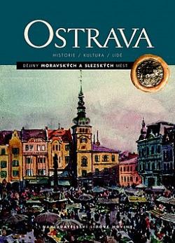 Ostrava obálka knihy