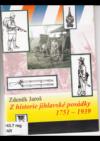 Z historie jihlavské posádky 1751-1939