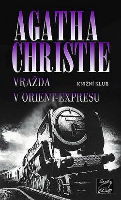 Vražda v Orient-expresu obálka knihy