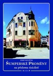 Šumperské proměny na přelomu tisíciletí obálka knihy