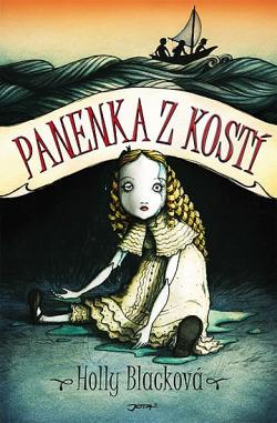 Panenka z kostí obálka knihy