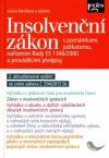 Insolvenční zákon ( s poznámkami a judikaturou)