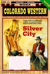 Silver City obálka knihy