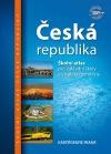 Česká republika - školní atlas