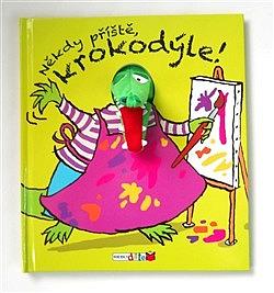 Někdy příště, krokodýle! obálka knihy