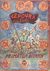 Vzpoura na lodi Primátor Dittrich
