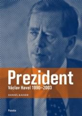 Prezident Václav Havel obálka knihy