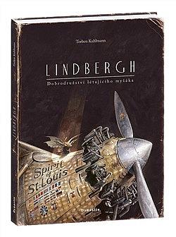 Lindbergh - Dobrodružství létajícího myšáka obálka knihy