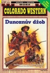 Duncanův džob obálka knihy