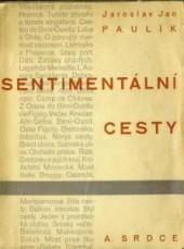 Sentimentální cesty obálka knihy