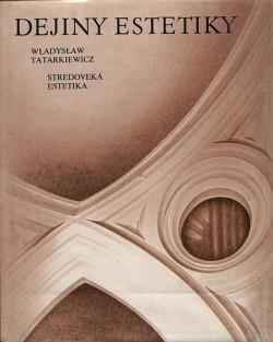 Dejiny estetiky II - Stredoveká estetika obálka knihy