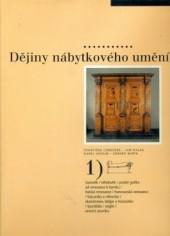Dějiny nábytkového umění I.