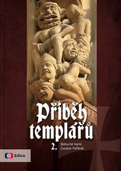 Příběh templářů 2. obálka knihy