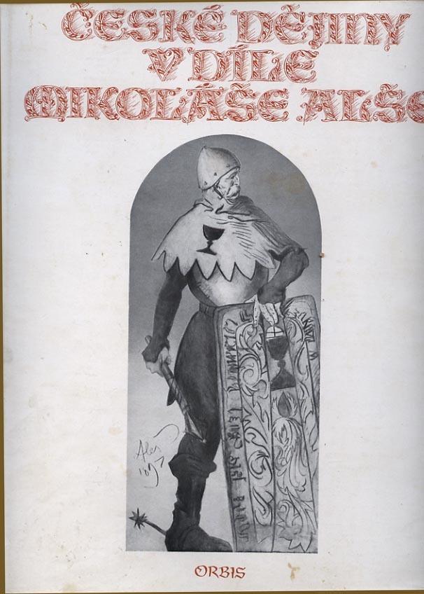 Ceske Dejiny V Dile Mikolase Alse Mikolas Ales Databaze Knih