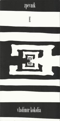 Zpěvník E obálka knihy
