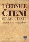 Učebnice čtení starých textů