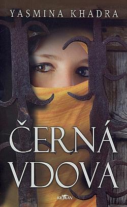 Černá vdova obálka knihy