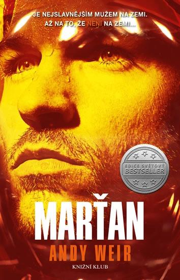 Kniha Marťan (Andy Weir)