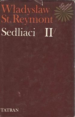 Sedliaci II.: Jar, Leto obálka knihy