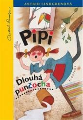 Pipi Dlouhá punčocha obálka knihy