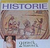 Historie: Pravěk, starověk 2 obálka knihy