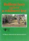Reliktní bory, suťové a roklinové lesy