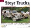Steyr 1500A in detail