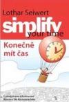 Simplify your time - Konečně mít čas