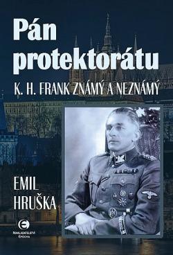 Pán protektorátu obálka knihy